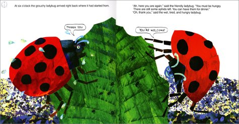 The Grouchy Ladybug (World of Eric Carle) - Buy Online in ...