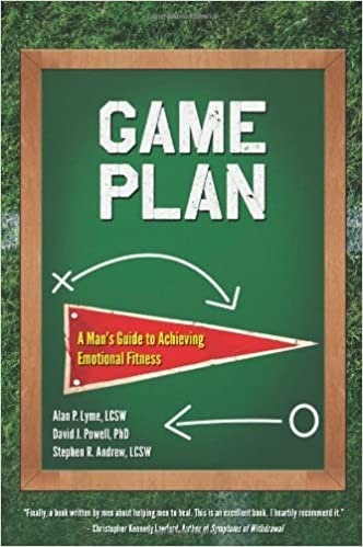Book Game Plan: A Man's Guide to Achieving Emotional Fitness by Alan Lyme (2012-11-20)