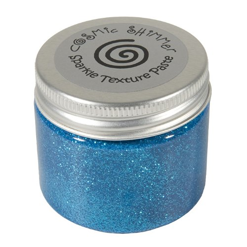 Cosmic Shimmer Sparkle Texture Paste, Egyptian Blue Craftiarts CSPASTSPEGY