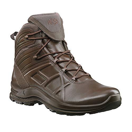Haix Black Eagle Tactical 2.0 Mid, Farbe:Braun, Schuhgröße:44 (UK 9.5)