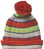 Handmade Alpaca Winter Hat - Pumpkin Fields (Made to Order in any size)