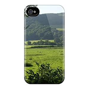 Fashion Protective Seconds After Sunrise Case Cover For Iphone 4/4s
