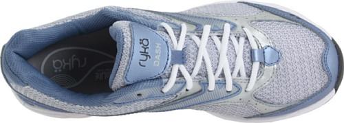 Ryka Dash Blue Gray Walking Women's Shoe 0vqw0Y8