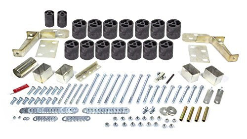 93 chevy k2500 body lift kit - 1