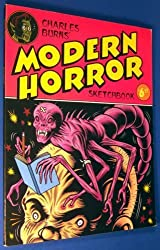 Charles Burns: Modern Horror Sketch Book