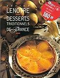 Desserts traditionnels de France
