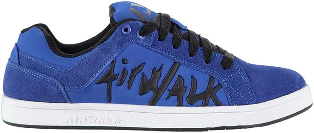 Airwalk Mens Lightweight Neptune Street Style Skate Shoes