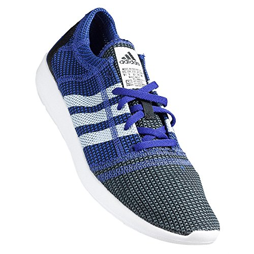 Adidas - Element Refine Tricot - Color: Blanco-Violeta - Size: 46.6