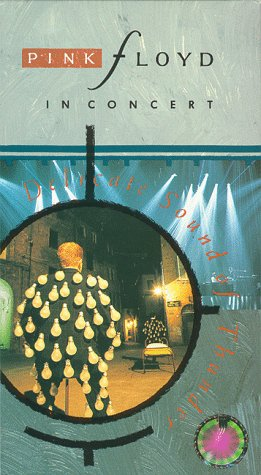 Price comparison product image Pink Floyd In Concert: Delicate Sound Of Thunder [VHS]