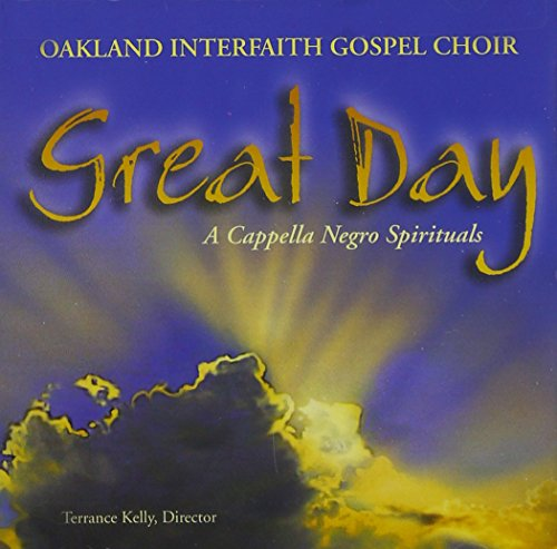 Price comparison product image Great Day - A Cappella Negro Spirituals