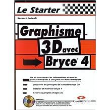 Graphisme 3D avec bryce 4 (CD) starter