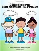 El Libro De Colorear Sobre El Contacto Fisico