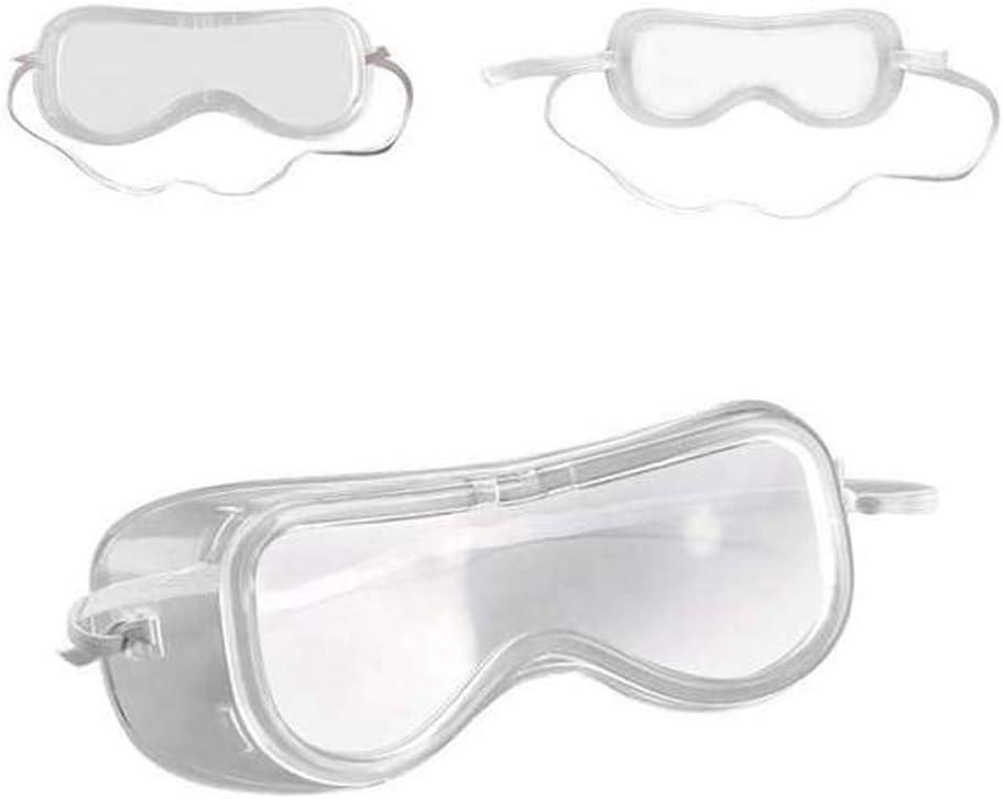 MZY1188 Gafas Protectoras: Gafas antivaho, antivaho y a Prueba de Viento, Polvo de Saliva, Trabajo al Aire Libre, Laboratorio, Gafas Protectoras de fábrica para Ojos