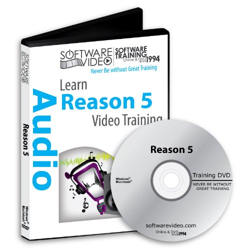 Reason Tutorial Dvd - 2