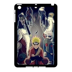 YUAHS(TM) Personalized 3D Hard Back Phone Case for Ipad Mini with Anime Naruto YAS428350