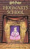 Harry Potter Hogwarts School: A Magical 3-D Carousel Pop-Up