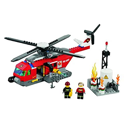 LEGO City 60010 Fire Helicopter: Toys & Games