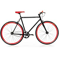 Moma - Bicicleta Fixie, Fixed Gear & Single Speed