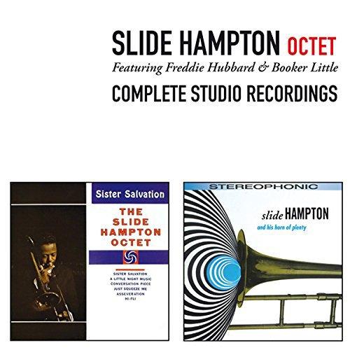 Slide Hampton - Complete Studio Recordings + 3 Bonus Tracks
