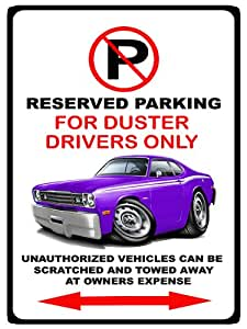 Duster Car Parking Games