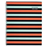 AT-A-GLANCE Weekly / Monthly Planner, Classic Design, Academic Year, July 2015-June 2016, 8.5 x 11 Inch Page Size, Color May Vary (152-905A)