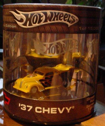 Hot Wheels '37 Chevy Street Rod Series 100% Oil ()