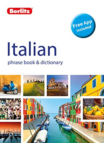 Berlitz Phrase Book & Dictionary Italian (Bilingual dictionary) (Berlitz Phrasebooks)