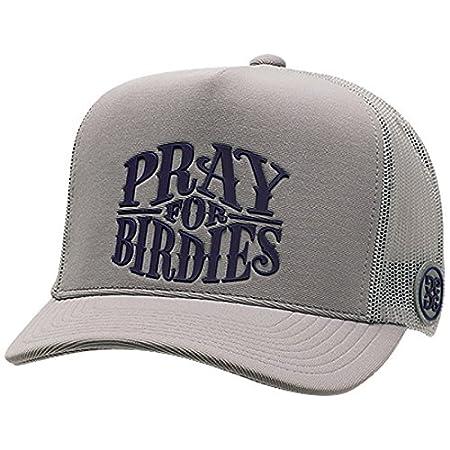 G Zupfen Pray für Birdies Trucker Snapback Cap Nimbus – One Size ... 8e405c3c6e4
