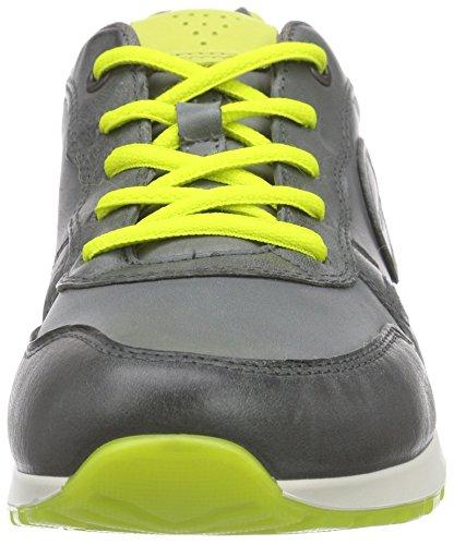 ECCO Ecco Cs14 Ladies - Zapatillas Mujer Grau (DARKSHADOW/TITANIUM/SULPHUR 59534)
