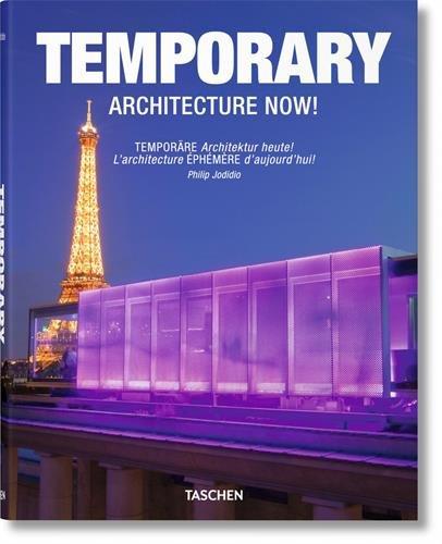 Temporary Architecture Now! (Englisch) Taschenbuch – 30. August 2011 Philip Jodidio 3836523280 Architektur Commercial & Industrial
