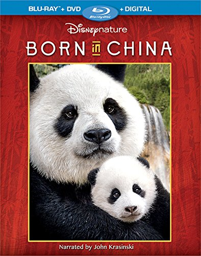 Born in China [Blu-ray]