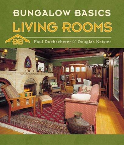 Bungalow Basics: Living Rooms (Pomegranate Catalog)