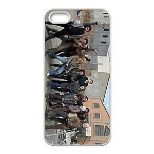 walking dead cuarta temporada Phone Case for iPhone 5S Case