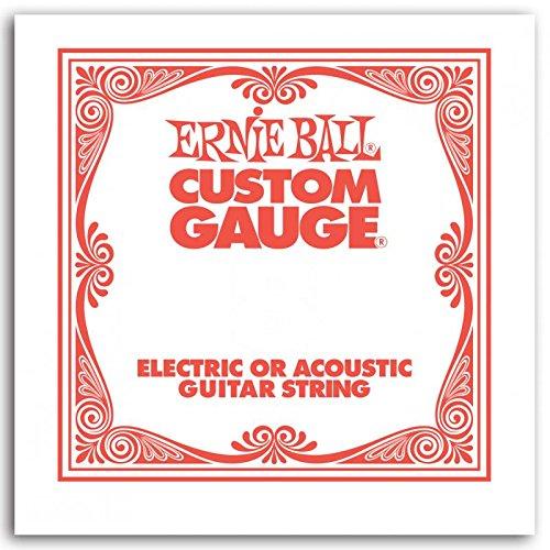 Ernie Ball 1013 Single Plain Guitar String (.013)