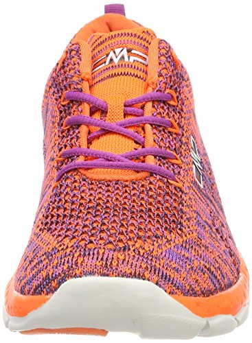 Orange Butterfly Fitnessschuhe CMP Damen Orange Fluo malva IgaRxcq