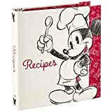Hallmark Mickey Mouse Recipe Book