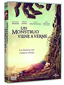 Un Monstruo Viene A Verme [DVD]