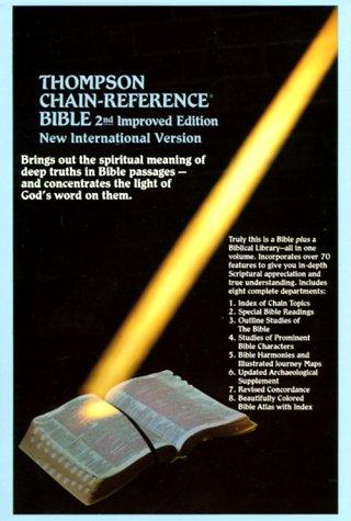 Thompson Chain-Reference Study Bible-NIV-Handy Size ebook