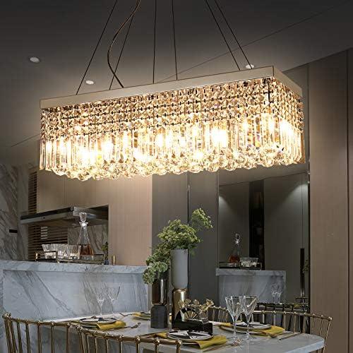 Crystal Chandelier Dining Room Chandelier