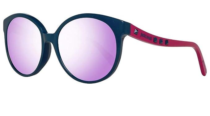Just Cavalli Sonnenbrille JC589S 5690Z Gafas de sol, Azul ...