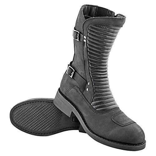Speed Motorcycle Boots - 8