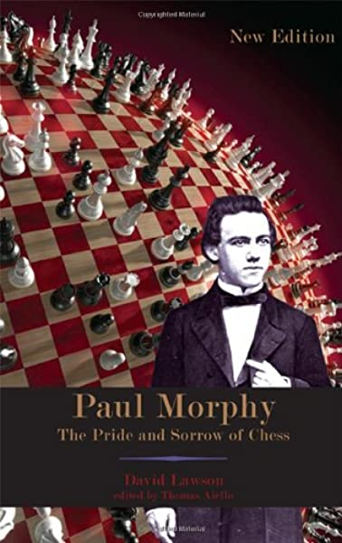 Paul Morphy Pride And Sorrow Of Chess David Lawson Thomas Aiello 9781887366977 Amazon Com Books The queen's gambit is white's most popular response to the symmetrical queen's pawn opening, and the most popular pawn sacrifice in chess opening theory by far. paul morphy pride and sorrow of chess
