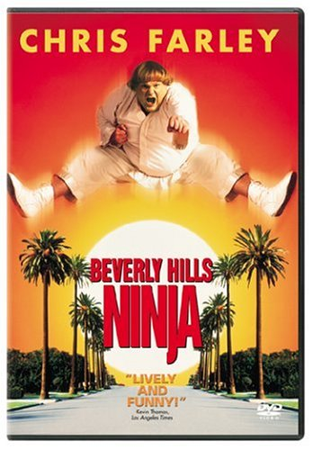 DVD : Beverly Hills Ninja (Widescreen)