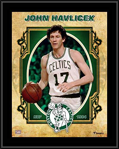 John Havlicek Boston Celtics 10.5