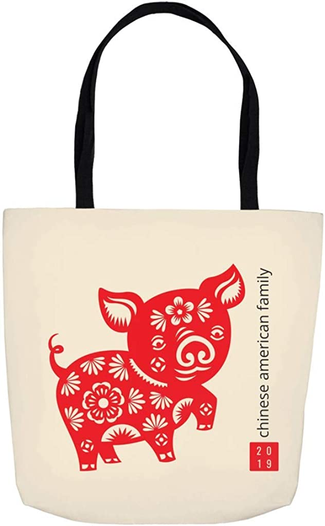Pig /'n Out Farmers Market Tote Bag