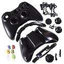 Black Replacement Kit Xbox