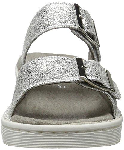 Jenny Korsika-sport - Mules Mujer Grau (Silber)