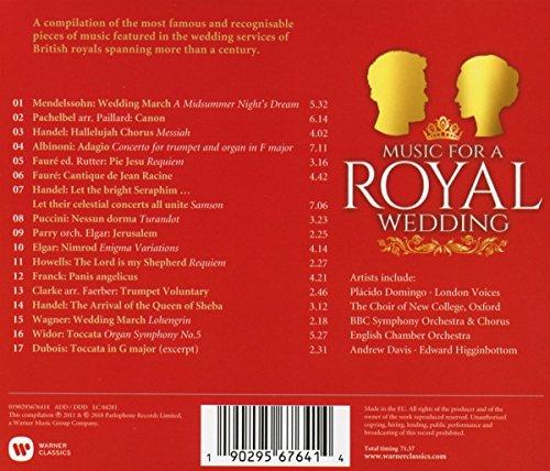 music for a royal wedding edition 2018 music for a royal wedding