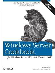 Windows Server Cookbook for Windows Server 2003 and Windows 2000