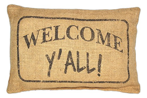 Jute Throw (Country House Collection Primitive Burlap Jute 12